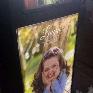 Totem de Fotos 15-anos-Laura
